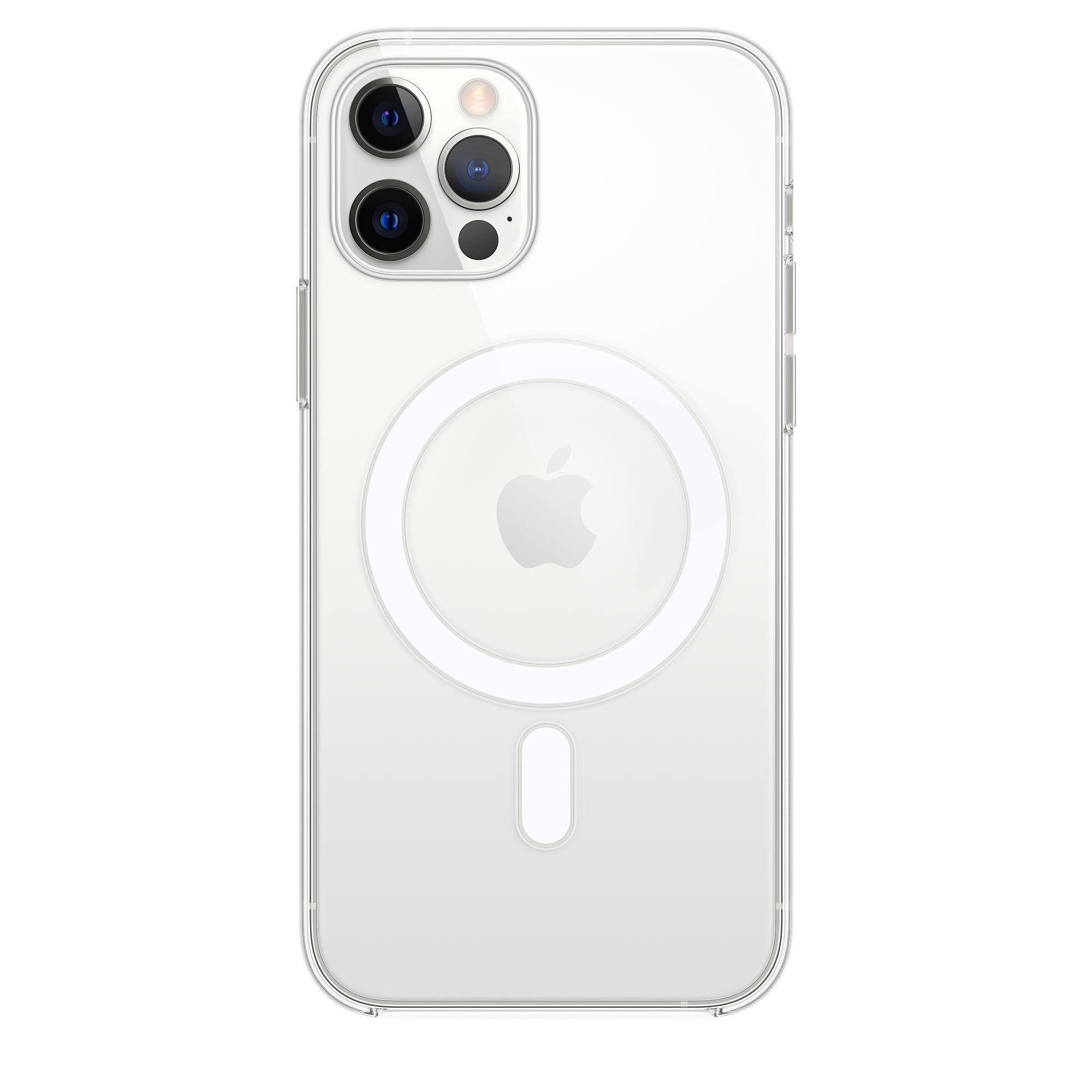 Ốp Apple Clear Case with MagSafe for iPhone 12 | 12 Pro