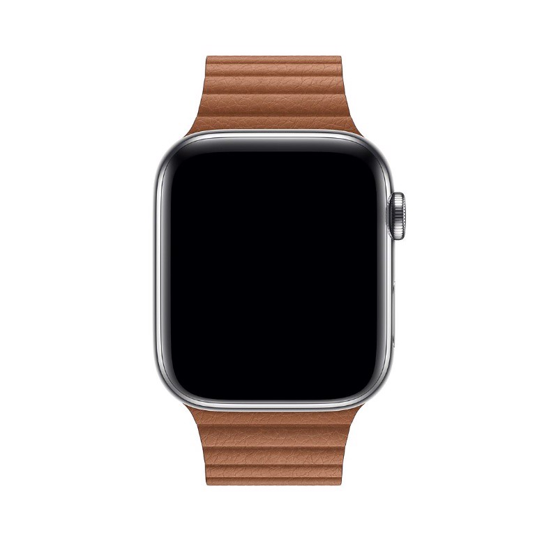 Dây đeo Apple Watch 44mm Leather Loop, No Box