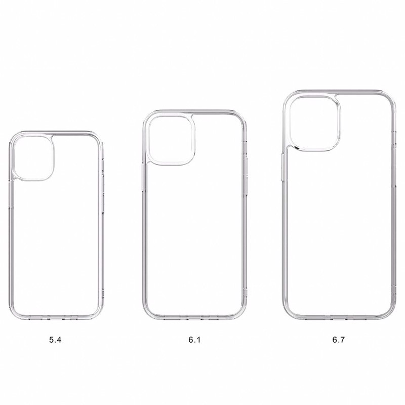 Ốp Mipow Tempered Case iPhone 12 | 12 Pro