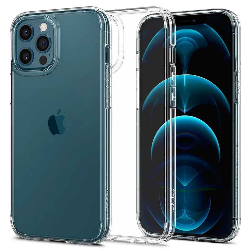 Ốp Spigen Ultra Hybrid Case iPhone 12 | 12 Pro