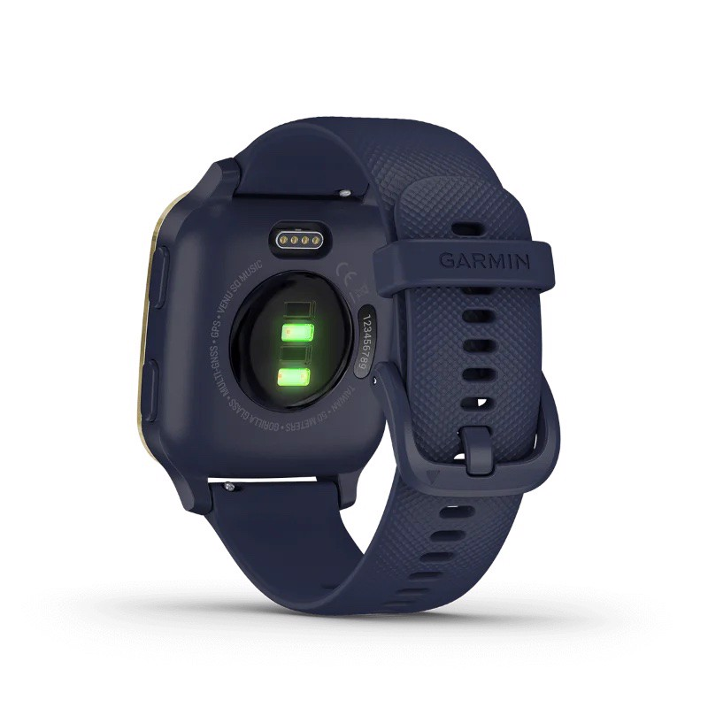 Garmin Venu Sq, GPS, NFC, Music