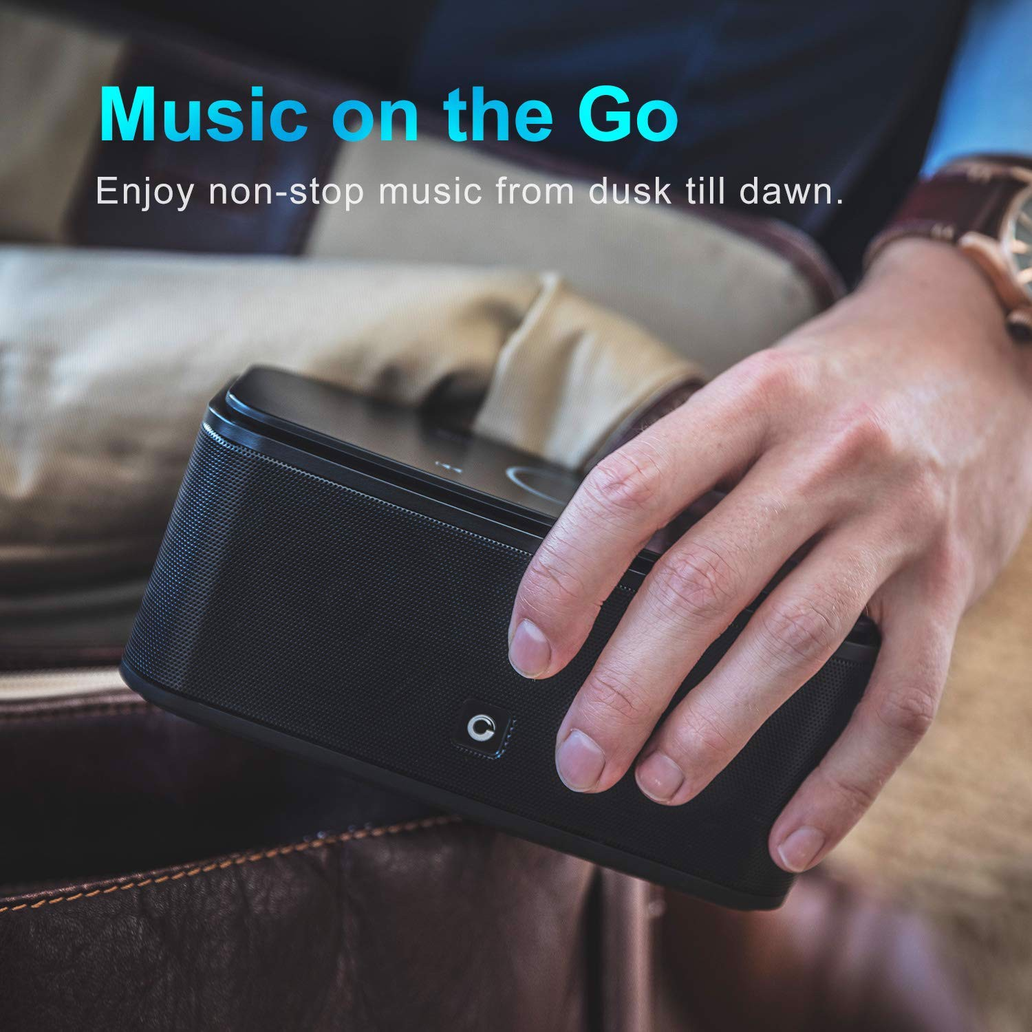 Loa bluetooth Doss Soundbox Touch