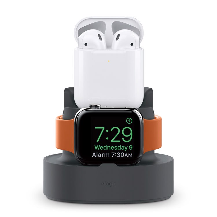 Đế sạc Elago mini cho Apple Watch/Airpods/iPhone