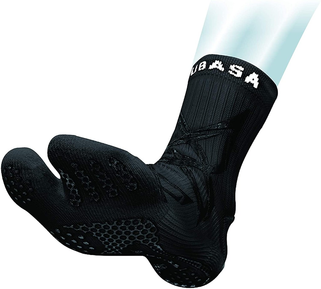 VỚ NGẮN ACTIVITAL FOOT SUPPORTER DOUBLE XX - GSM04-BK - ĐEN (BẢN CẢI TIẾN)