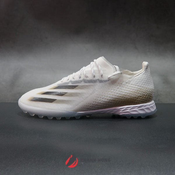 ADIDAS X GHOSTED.1 TF – EG8173 – TRẮNG / ĐEN