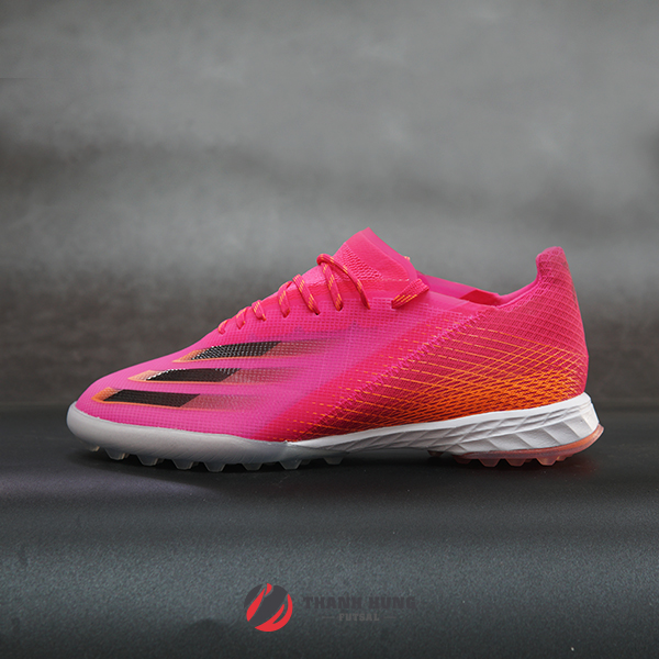 ADIDAS X GHOSTED.1 TF SUPERSPECTRAL - FW6963 - HỒNG CAM