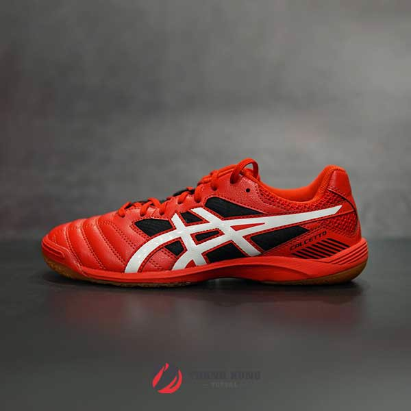 ASICS CALCETTO WD 7 IC TST334-2301– ĐỎ