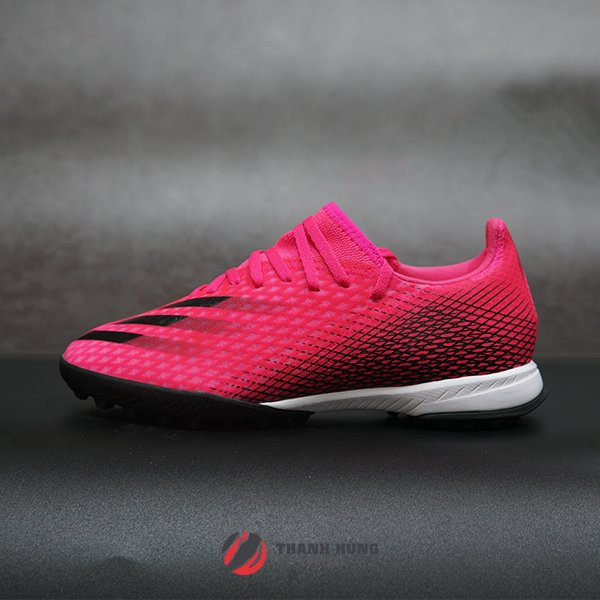 ADIDAS X GHOSTED.3 TF SUPERSPECTRAL - FW6940  - HỒNG/ĐEN