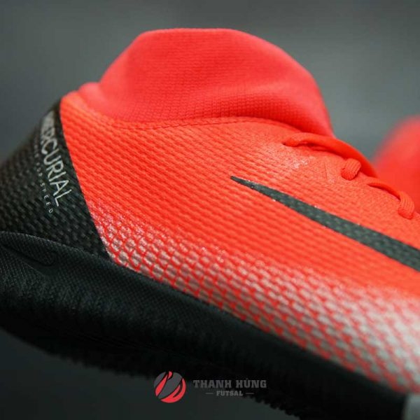 NIKE MERCURIAL SUPERFLY 6 ACADEMY CR7 IC – AJ3567-600 – ĐỎ/ ĐEN
