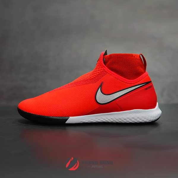 NIKE REACT PHANTOM VSN PRO DF IC – AO3276 – 600 – ĐỎ / ĐEN