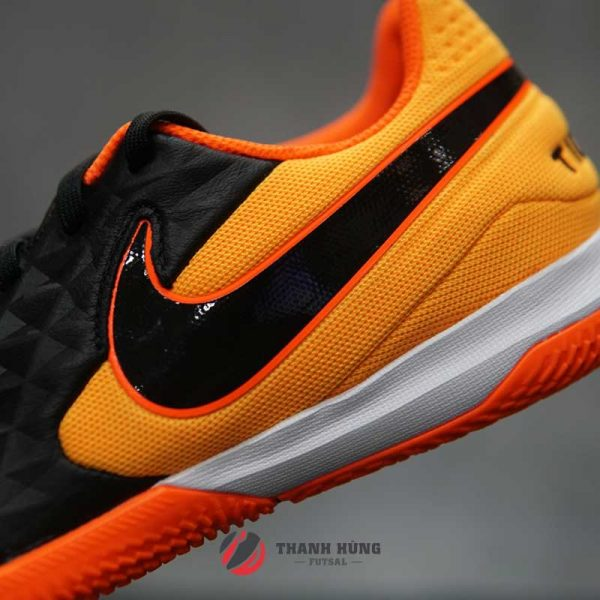NIKE TIEMPO LEGEND 8 ACADEMY IC – AT6099-008 – ĐEN / CAM
