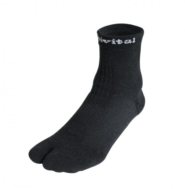 VỚ ACTIVITAL FOOT SUPPORTER CLASSIC - GSM01-BL - ĐEN