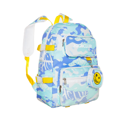 Gump Backpack - Blue