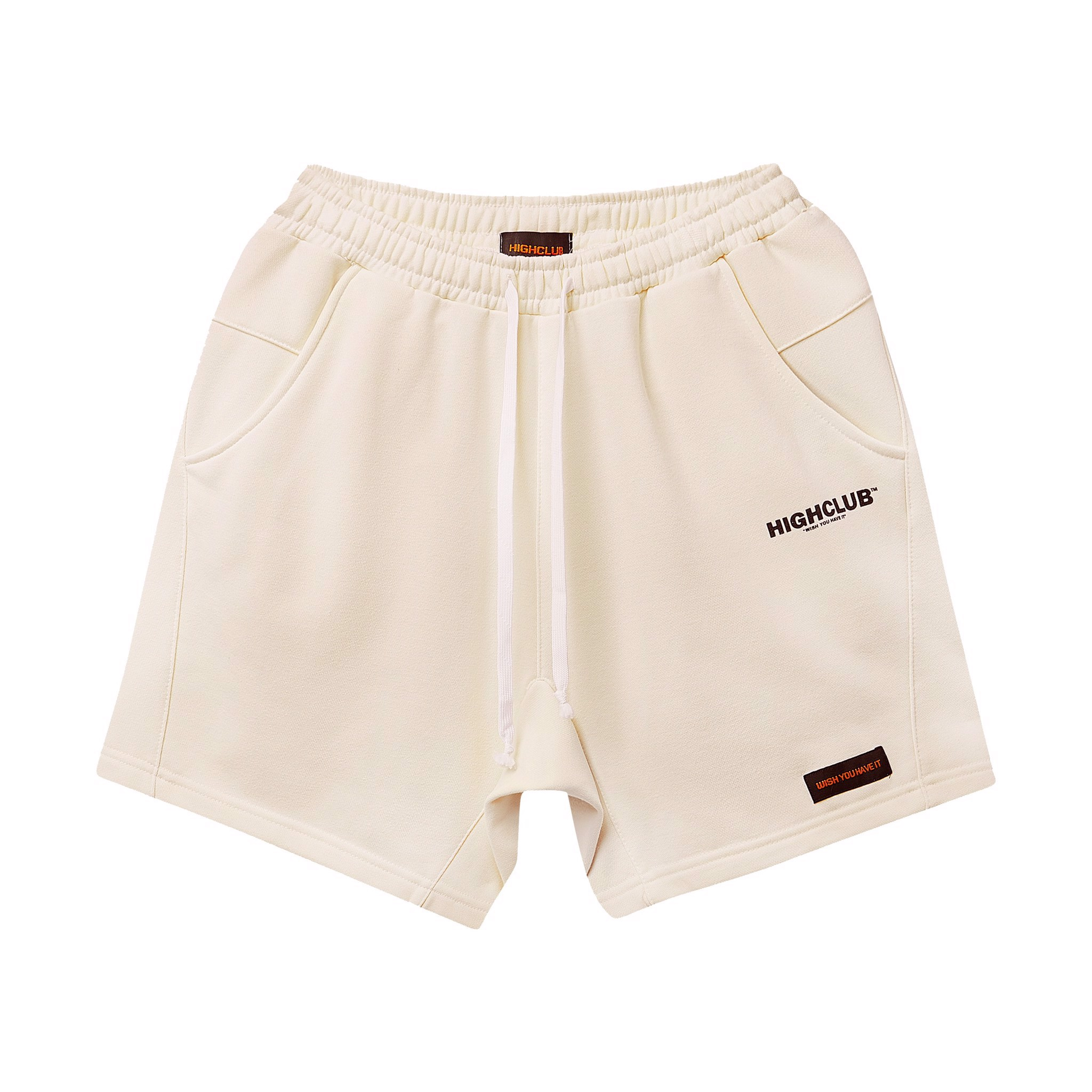 Basic Short - Cream