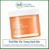 Pad dầu tẩy trang Neogen Dermalogy Carrot Deep Clear Remover Oil Pad