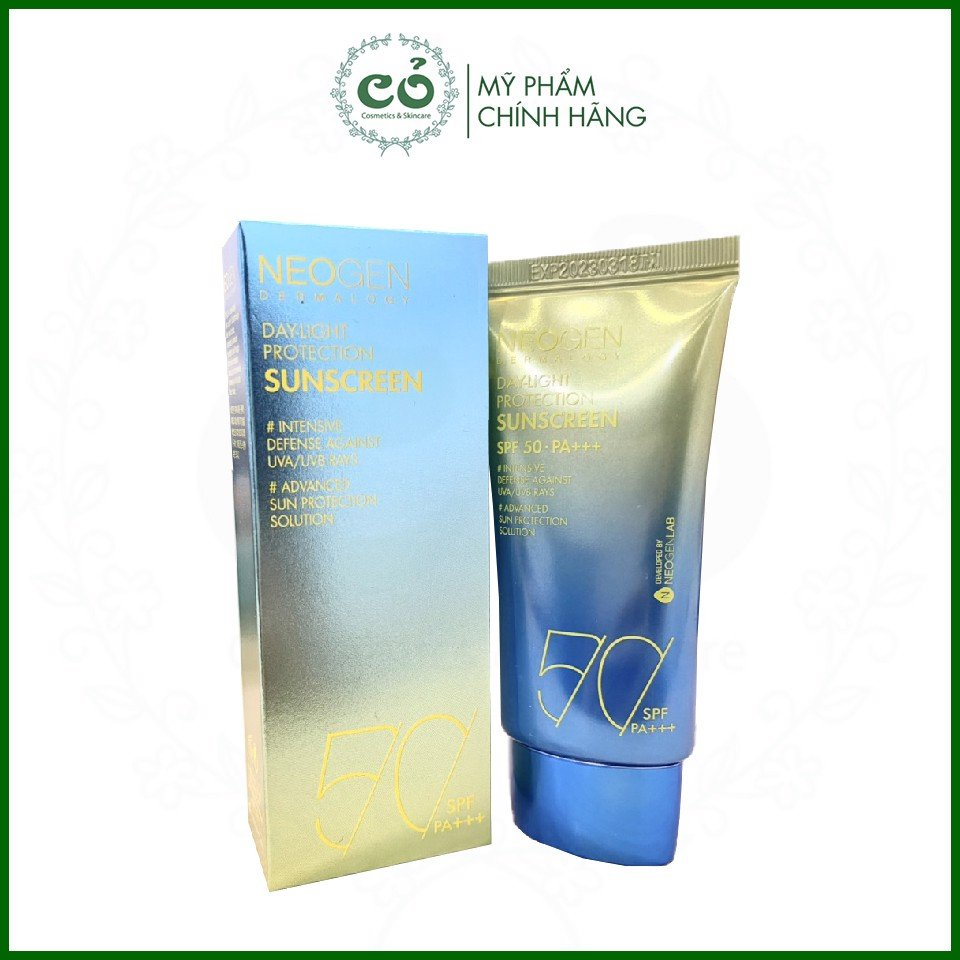 Kem chống nắng Neogen Dermalogy Day Light Protection Sunscreen
