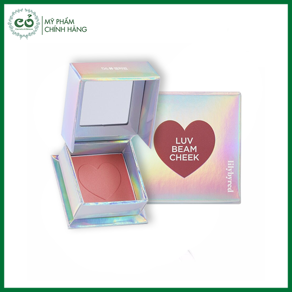 Phấn Má Hồng Lilybyred Luv Beam Cheek