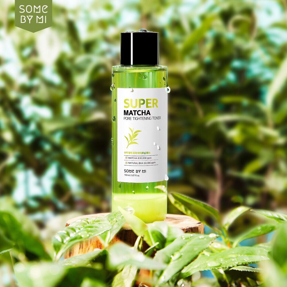 Nước cân bằng Super Matcha Pore Tightening Toner 150 ml