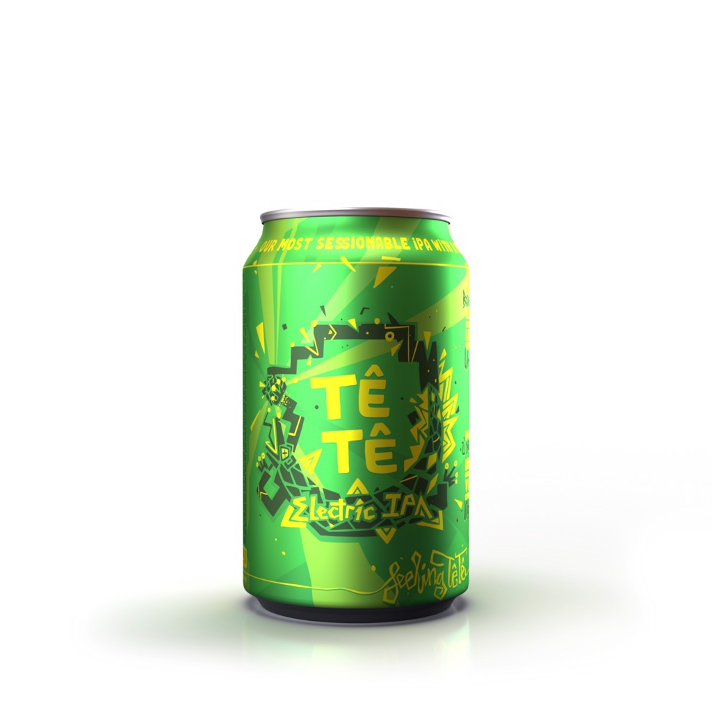 Tê Tê Electric IPA