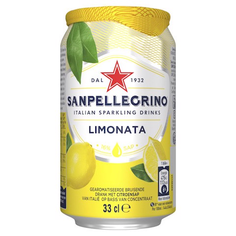 S.Pellegrino Limonata 330ml