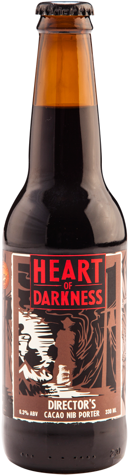 Heart of Darkness Director's Cacao Nib Porter