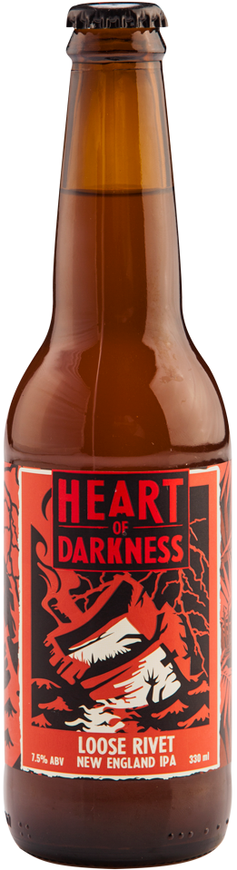 Heart Of Darkness Loose Rivet 'New England' IPA