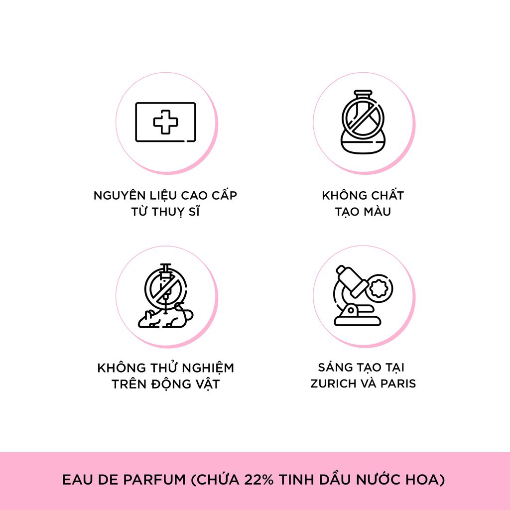 GENZ Nước hoa Bliss Me out 35ml