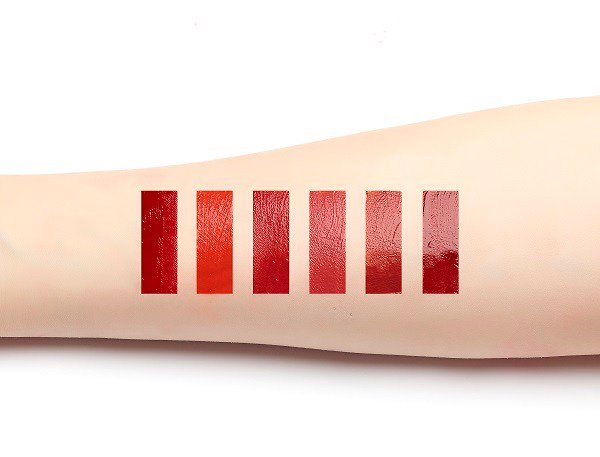LILYBYRED Son môi Mood liar velvet tint
