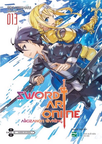 Sword Art Online - Alicization Dividing - 013