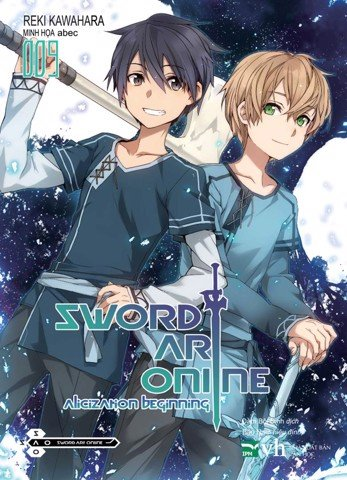 Sword Art Online - Alicization Beginning 009