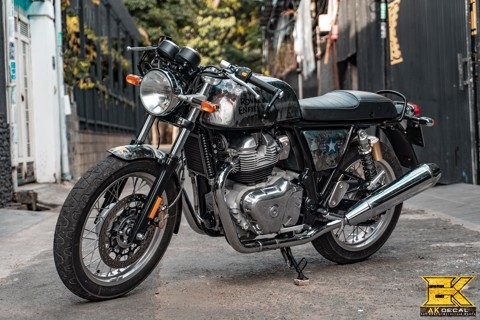 ROYAL ENFIELD CONTINENTAL GT 650 - 01