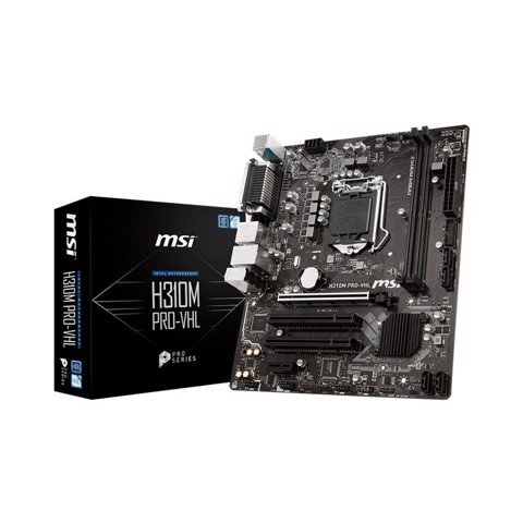 Mainboard MSI H310M PRO - VHL