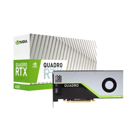 VGA Card LEADTEK nVidia Quadro RTX 4000 8GB GDDR6