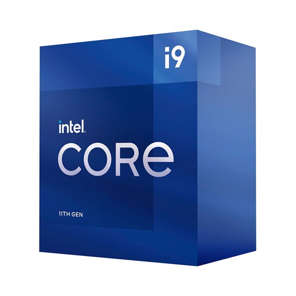CPU Intel Core i9- 11900 (2.5GHz turbo up to 5.2Ghz, 8 nhân 16 luồng, 16MB Cache, 65W) - Socket Intel LGA 1200