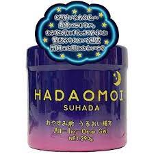 GEL DƯỠNG ẨM HADAOMOI SUHADA GOOD NIGHT MOISTURIZING SUPPLEMENT ALL-IN-ONE