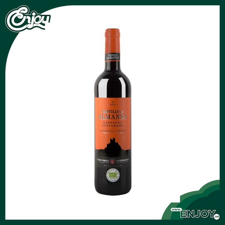 Rượu vang Tây Ban Nha Castillo de Almansa Coleccióntinto