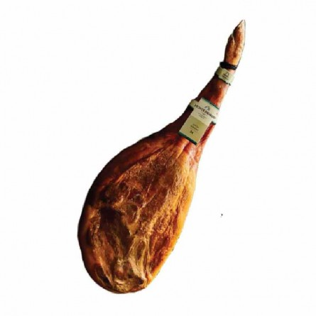 Serrano Ham - Đùi Heo Trắng Nguyên Xương Muối 24 Tháng Tây Ban Nha (10 kg)
