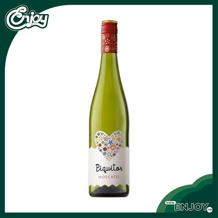 Rượu vang ngọt Tây Ban Nha Piquitos Mócato -750ml