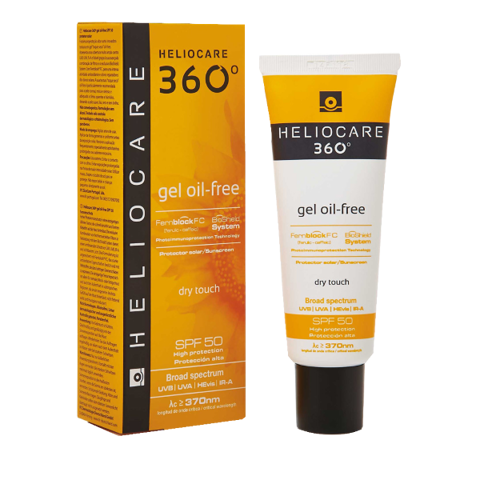 KEM CHỐNG NẮNG HELIOCARE GEL OIL FREE 360 SPF 50