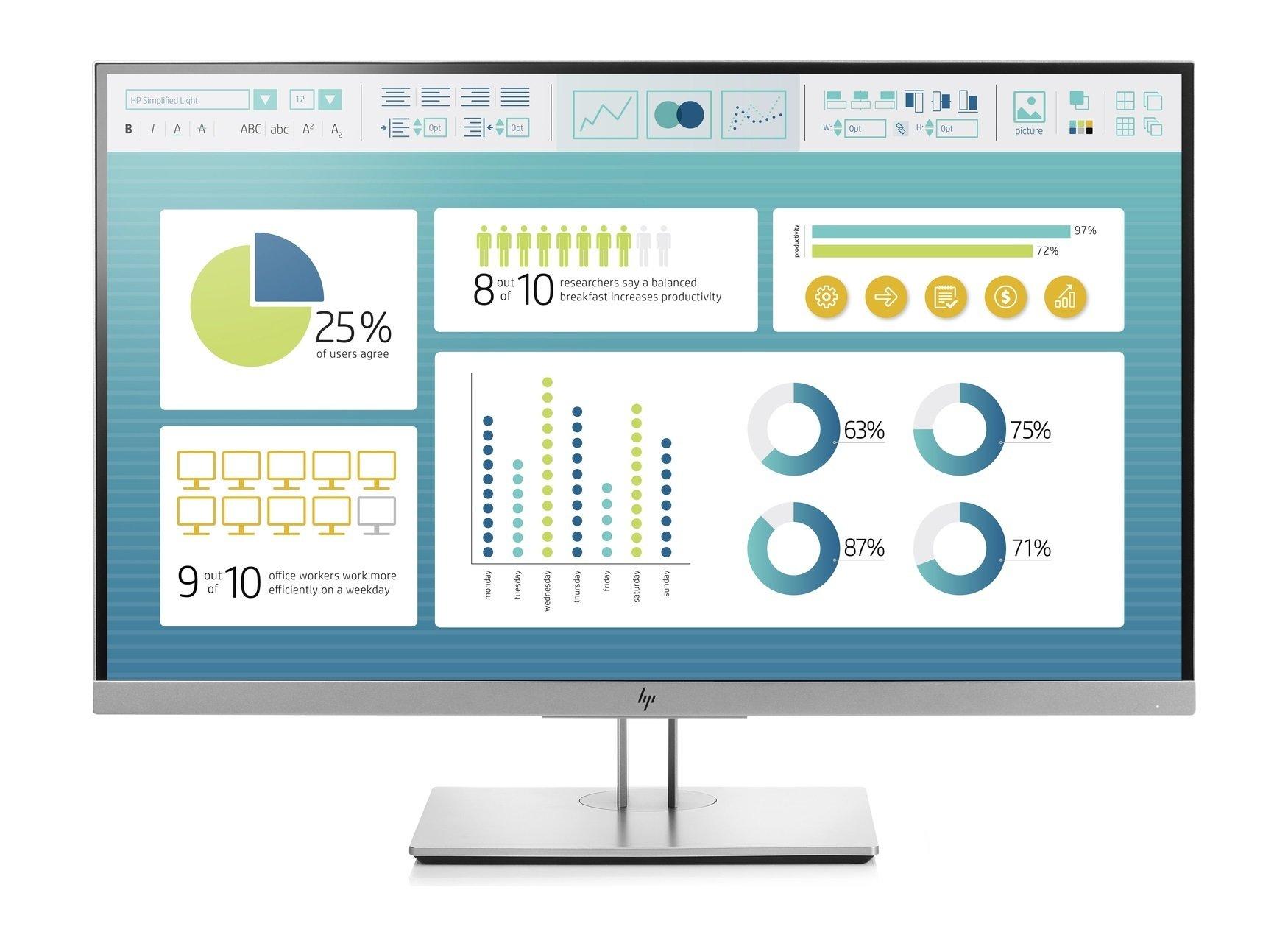 Màn hình HP EliteDisplay E273 27