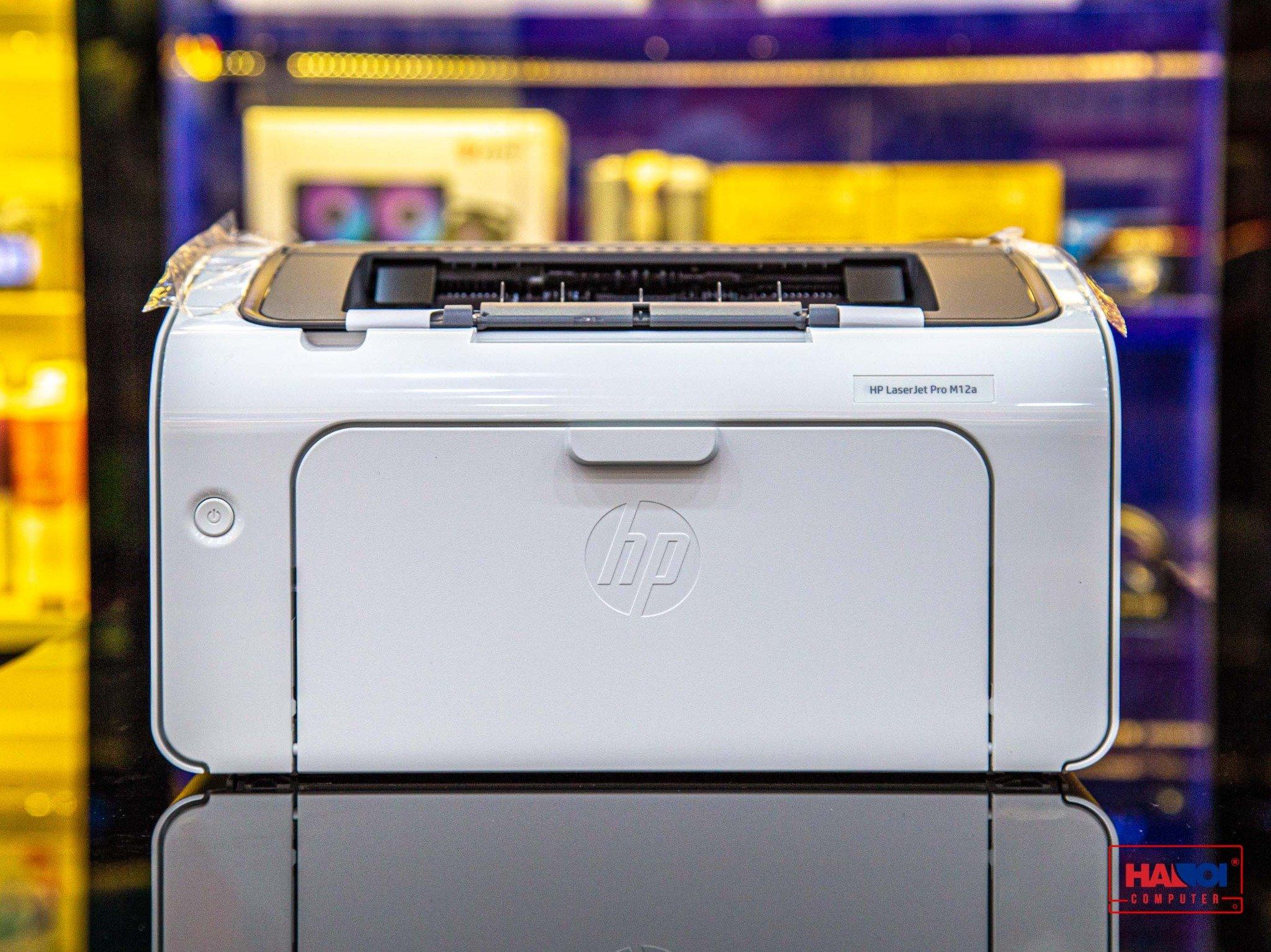 Máy in HP laser PRO M12A
