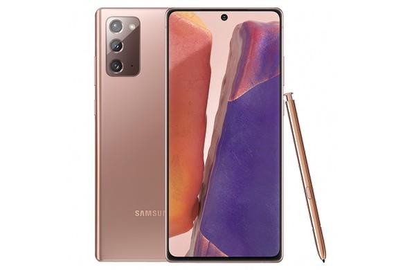 Điện thoại Samsung Galaxy Note 20 - Chính hãng