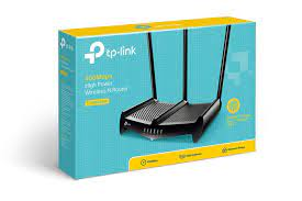 Router Wi-Fi Công suất cao tốc độ 300Mbps chuẩn N  TP-Link  TL-WR941HP 450Mbps High Power Wireless Router