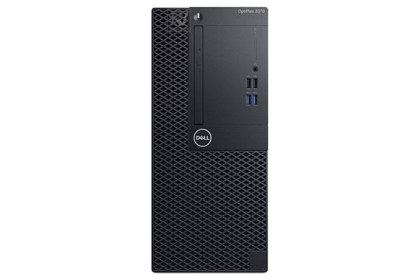 Khối CPU Dell OptiPlex 3070 SFF Intel Core i5-9500/4GB RAM/1TB HDD /DVDRW/KBM